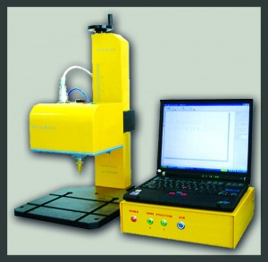 indenting machine