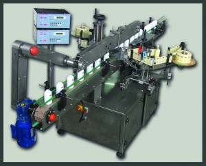 tow side labeling machine