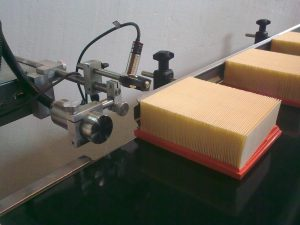 ink jetprinter for air filter